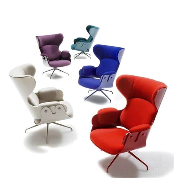 Oturma Odaları İçin Dekoratif Berjerler 24