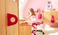 Şirin Kız Çocuk Odası Mobilya Modeli