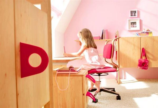 Şirin Kız Çocuk Odası Mobilya Modeli 23