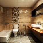 en güzel banyo dekorasyonları