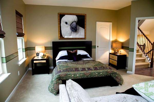 Hoşunuza Gidecek Yatak Odası Dekorasyonları 4