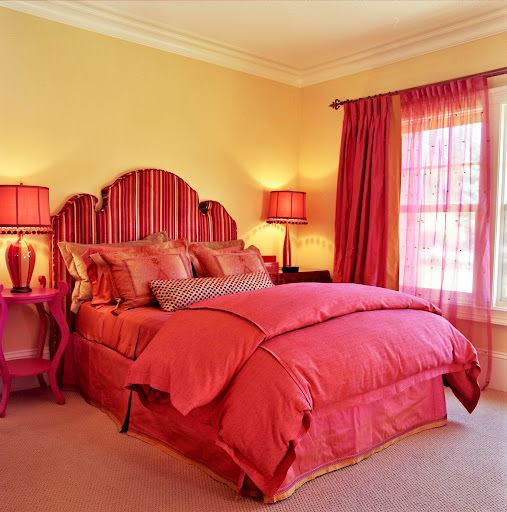 Hoşunuza Gidecek Yatak Odası Dekorasyonları 12