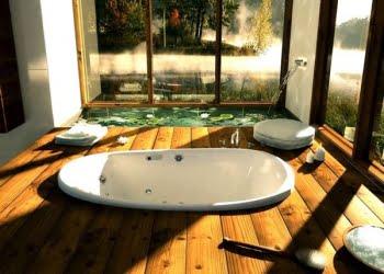 Banyo Küvet Tasarım Modelleri