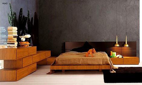 dekoratif lüks yataklar