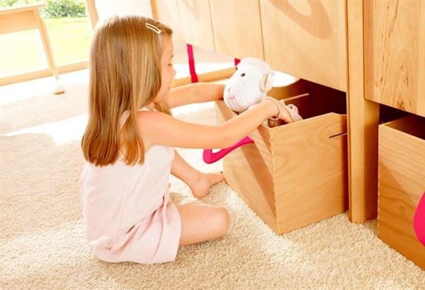 Kız Çocuk Odası Mobilya Modeli
