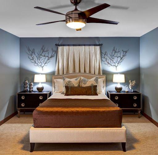 Hoşunuza Gidecek Yatak Odası Dekorasyonları 6