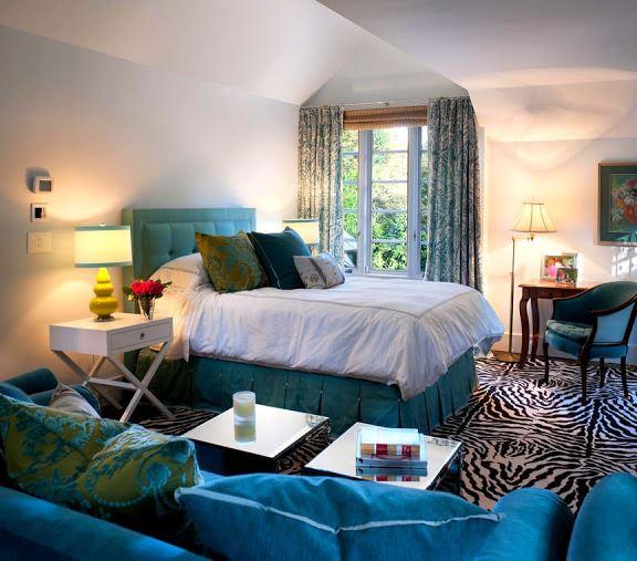 Hoşunuza Gidecek Yatak Odası Dekorasyonları 7