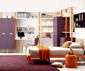 Modern Dekoratif Genç Odası Modelleri