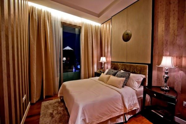Hoşunuza Gidecek Yatak Odası Dekorasyonları 8