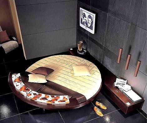 yuvarlak yatak modeli