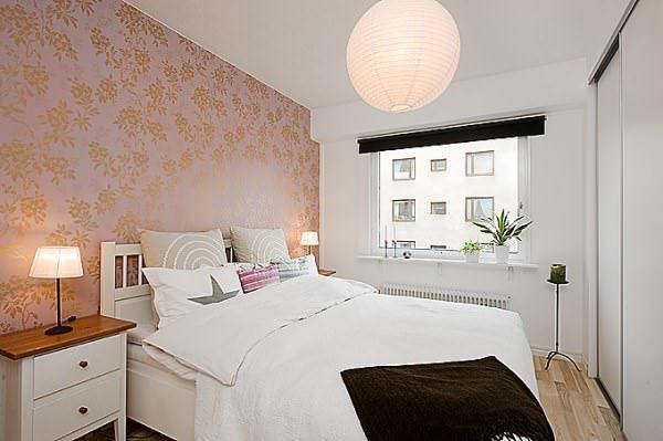 küçük yatak odası renk seçimleri