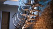 İlginç Merdiven Tasarım Modelleri