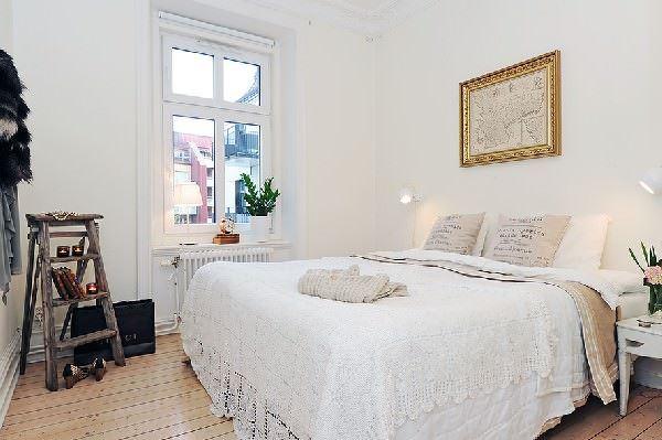 küçük yatak odası renk seçimi