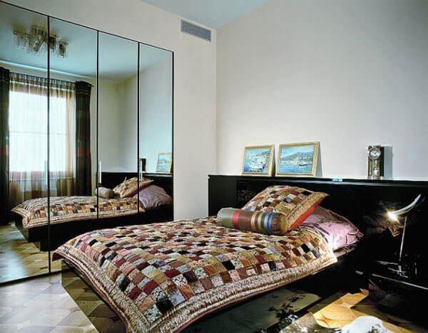 küçük yatak odası süsleme
