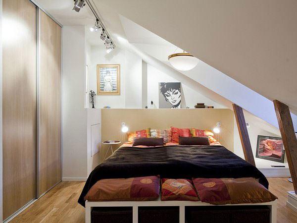 ufak yatak odası düzenleme fikirleri