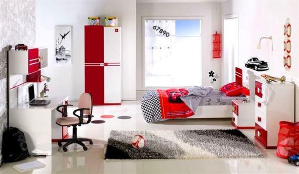 Mondi Mobilya Genç Odası Modelleri