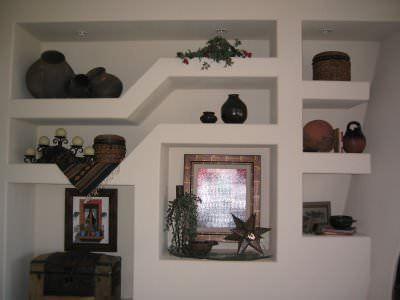 dekoratif modern raf sistemleri