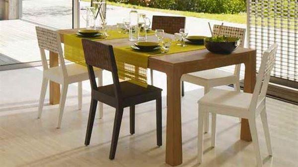 yazlık yemek masası tasarımı