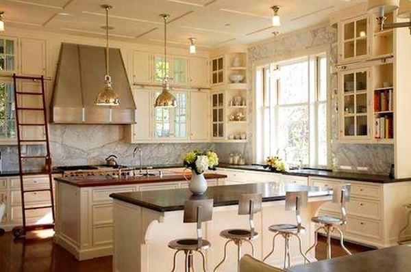 Modern Ve İskandinav Tarzı Mutfak Modelleri 19