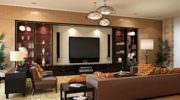 Modern Renkli Salon ve Oturma Odası Stilleri
