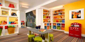 Çocuk Oyun Odası Fikirleri
