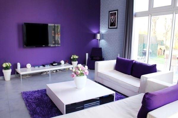 Oturma Odası Dekorasyon