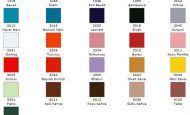 Marshall Boya Hijyen Renkleri