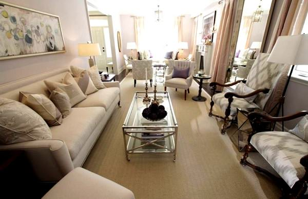 Oturma Odası Boyutuna Göre Dekorasyon Stilleri 3