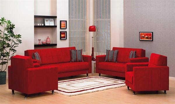 kırmızı koltuk modelleri