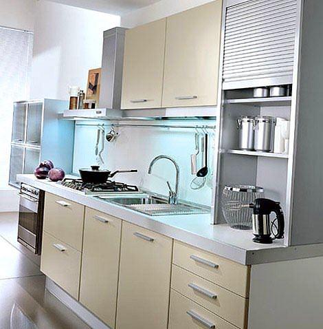 krem rengi mutfak modelleri