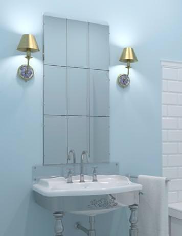 banyo lavabo aynası