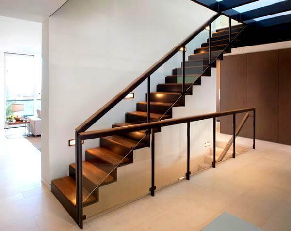 dubleks merdiven nasıl aydınlatılır