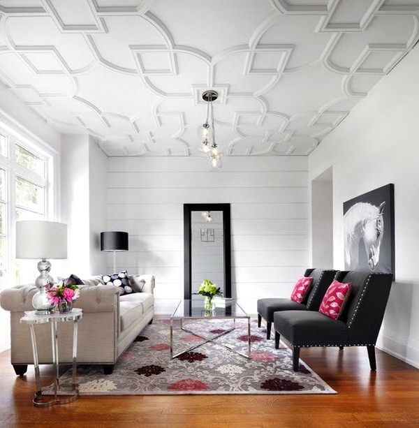 Oturma Odası Ve Salon Dekorasyon