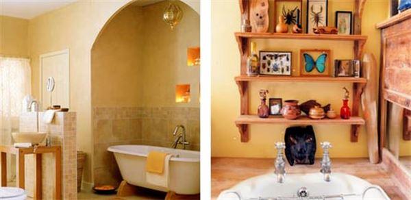 banyo dolap raf modelleri