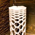 dekoratif lavabo modelleri modern dekoratif yeni tasarım lavabo modelleri