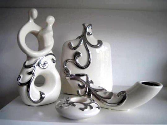 Dekoratif Salon Süsleme Aksesuarları