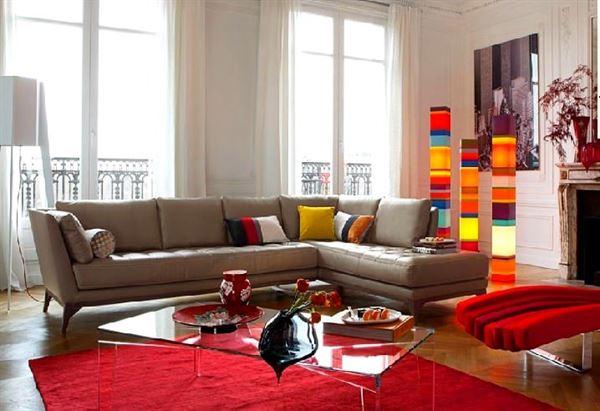 yeni tasarım modern koltuk takımı fikirleri - kose koltuk 2014 tasarimi - Yeni Tasarım Modern Koltuk Takımı Fikirleri