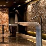 mermer-ilginc-lavabo-modeli modern dekoratif yeni tasarım lavabo modelleri