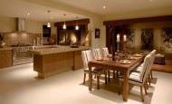 Rahat Modern 2014 Yemek Masası Modelleri