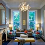 Oturma Odası Ve Salon Dekorasyon Fikirleri 9