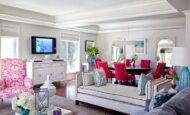 Oturma Odası Ve Salon Dekorasyon Fikirleri