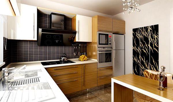 Rossi Modern Çok Şık Yeni Tasarım Mutfak Modelleri 2