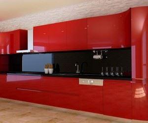 Rossi Modern Çok Şık Yeni Tasarım Mutfak Modelleri