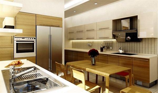 Rossi Modern Çok Şık Yeni Tasarım Mutfak Modelleri 6