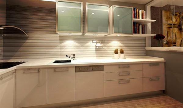 Rossi Modern Çok Şık Yeni Tasarım Mutfak Modelleri 9