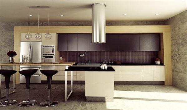 Rossi Modern Çok Şık Yeni Tasarım Mutfak Modelleri 1