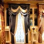 etkileyici dekoratif salon perde modelleri - sacak suslemeli salon perdesi 150x150 - Etkileyici Dekoratif Salon Perde Modelleri
