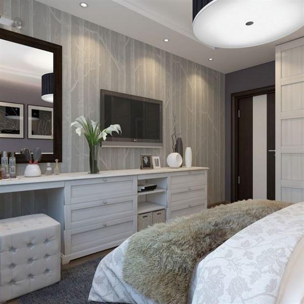 Modern Renkli Ve Desenli Yatak Odası Duvar Kağıtları desenli yatak odası duvar kağıtları - yatak odasi dekoratif 2014 duvar kagitlari - Modern Renkli Ve Desenli Yatak Odası Duvar Kağıtları