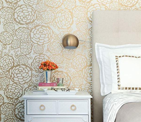 Modern Renkli Ve Desenli Yatak Odası Duvar Kağıtları desenli yatak odası duvar kağıtları - yatak odasi desenli 2014 duvar kagitlari - Modern Renkli Ve Desenli Yatak Odası Duvar Kağıtları