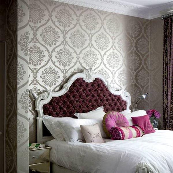 Modern Renkli Ve Desenli Yatak Odası Duvar Kağıtları desenli yatak odası duvar kağıtları - yatak odasi desenli duvar kagit modelleri - Modern Renkli Ve Desenli Yatak Odası Duvar Kağıtları